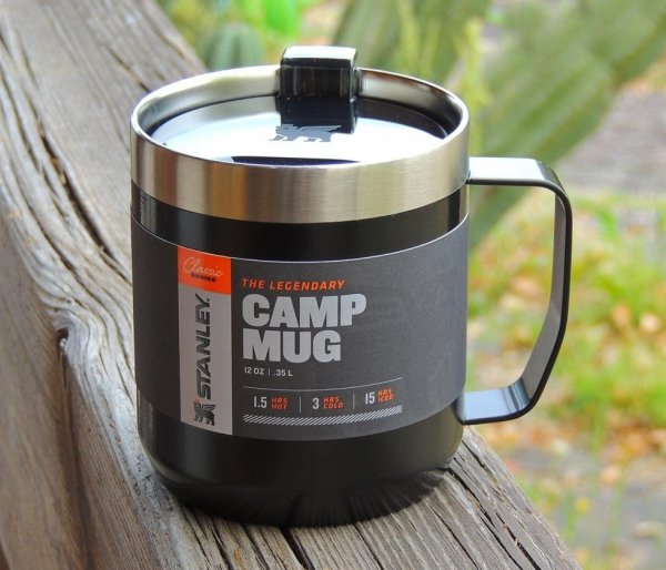 Kubek termiczny kempingowy Stanley Classic Camp Mug 350 ml