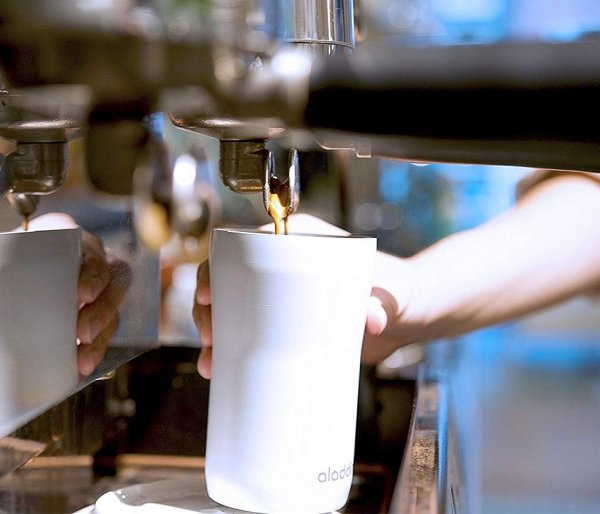 Kubek aladdin latte 250 ml leak-proof biały
