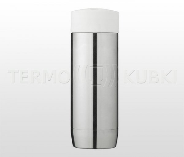 Kubek termos 400 ml LEADER (stalowy)