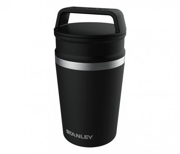 Kubek termiczny Stanley Shortstack 230 ml czarny