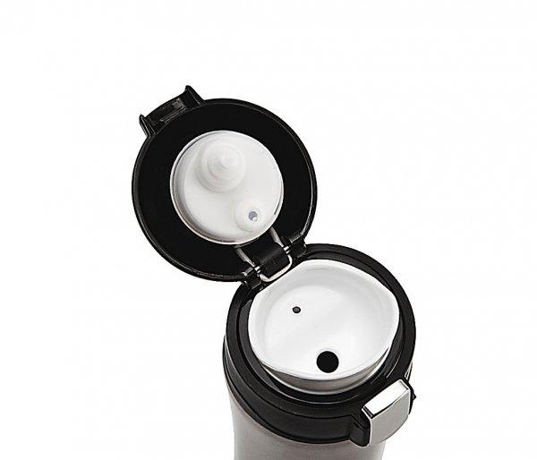 Kubek termiczny OUTER FIT 400 ml stalowy