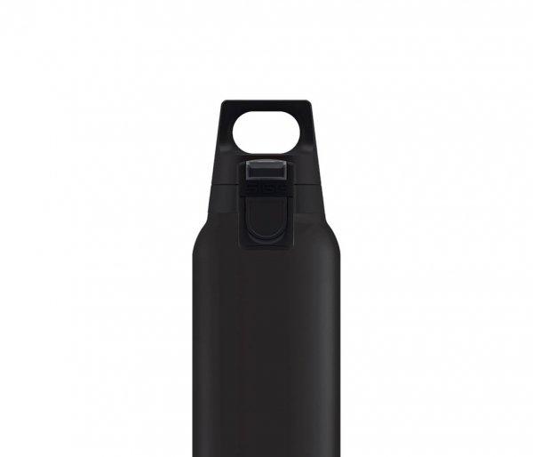 Butelka termiczna SIGG One Black 500 ml czarny