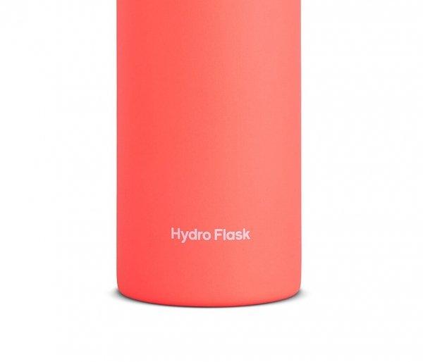 Butelka termiczna Hydro Flask 532 ml Standard Mouth Flex Cap hibiskus vsco