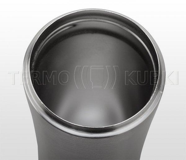 Kubek termiczny 430 ml TRAWIS (stalowy)