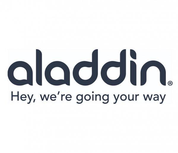 Logotype Aladdin
