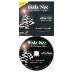 ABSONIC K166 CD  BIAŁA NOC (JAZZUJĄCE KOLENDY NA G