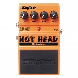 DIGITECH D IT D HH HOT HEAD