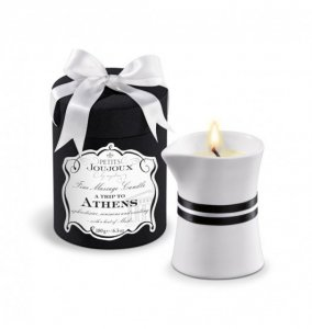 Petits Joujoux Fine Massage Candles - A trip to Athens (190 g)