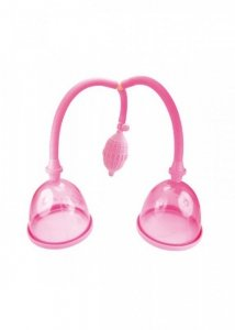 Pompka-4.5 DUAL BREAST SUCTION CUPS.