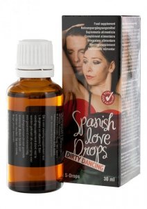 Supl.diety-SPANISH LOVE DROPS DD 30 ML