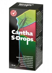 Supl.diety-Cantha Drops 15 ml