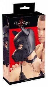Bad Kitty Dog Mask
