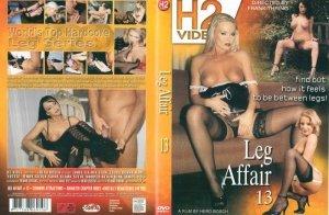 DVD-Hustler Leg Affair 13