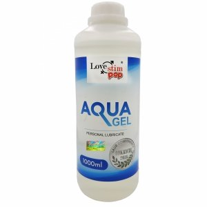 Aqua Gel 1000ml lubrykant intymny uniwersalny