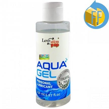 Lubrykant na bazie wody AQUA GEL 150ml