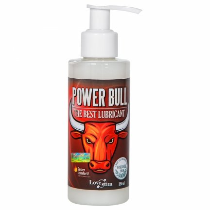 Żel na Erekcję POWER BULL 150ml