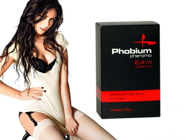 PHOBIUM Pheromo for men 2,4 ml