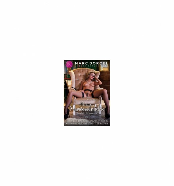 DVD Marc Dorcel - Lustful Housewives