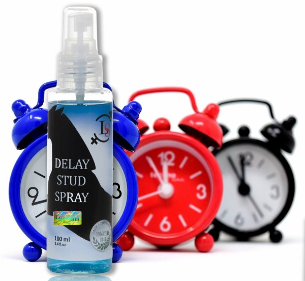 5x Spray Delay Stud 100 ml