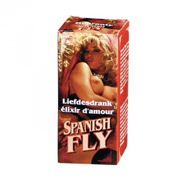 Supl.diety-SPANISH FLY RED