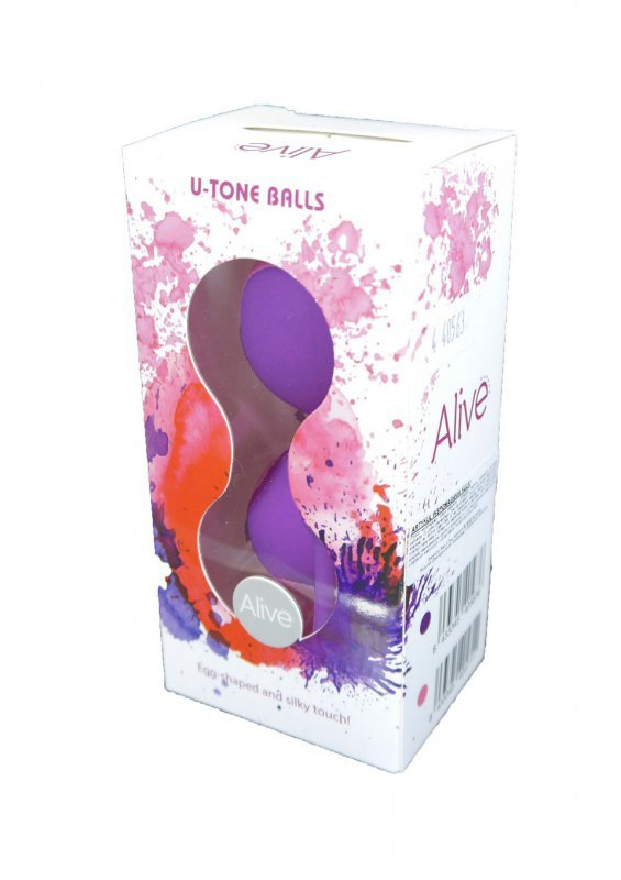 Kulki-Artykuł wspomagania-kulki - Alive.Ball.Purple