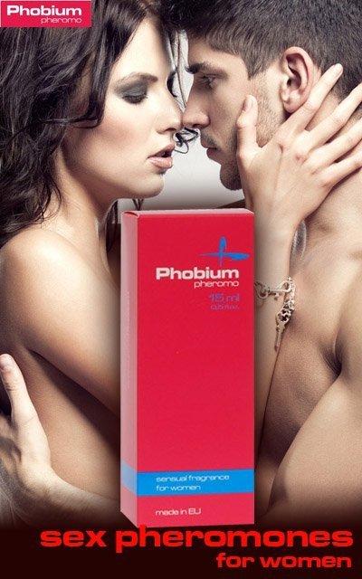 PHOBIUM Pheromo for women 15 ml