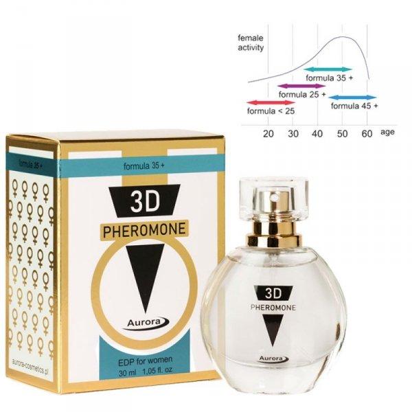 Perfumy 3D Pheromone formula 35+, 30 ml