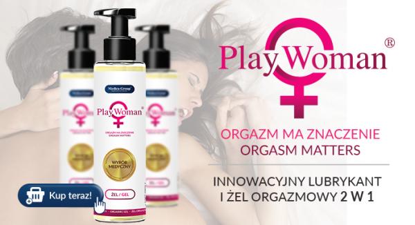 10x PlayWoman 150ml Gel - żel pobudzający orgazm