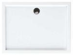 Brodzik prostokątny 80x90x5,5 Corrina Stabilsound Plus