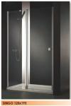 Drzwi prysznicowe SINGO 120 cm