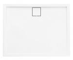 Brodzik prostokątny 80x110x5,5 Omega Stabilsound Plus