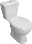 Kompakt WC poziomy Zeta-eco plus 3/6