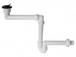 Małogabarytowy syfon umywalkowy Ø63 A413