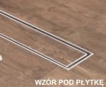 Odpływ liniowy 70 cm do zabudowy pod płytkę XMD011