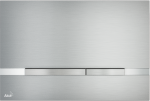 Przycisk metal-mat/połysk Stripe