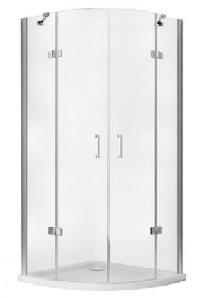 Kabina prysznicowa półokragła Viva 195 90x90 cm