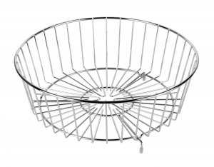 Koszyk do zlewozmywaków z okrągłą komorą