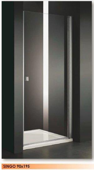 Drzwi prysznicowe SINGO 90 cm
