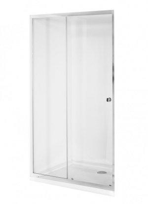 Drzwi prysznicowe Duo Slide 120x195