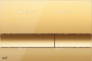 Przycisk złoty M1725