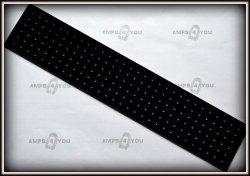 Płytka typu Turret Board blank 300x60x3 CZARNA