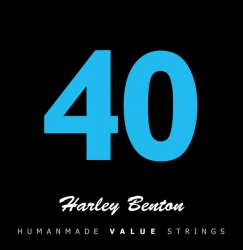 STRUNY DO BASU 40-90, HARLEY BENTON