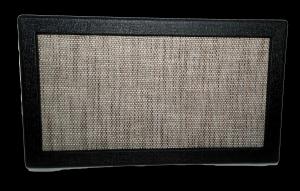 Obudowa do kolumny gitarowej 2x12 COMPACT BLACK  CUSTOM