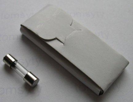 Bezpiecznik 5x20mm szybki 7A