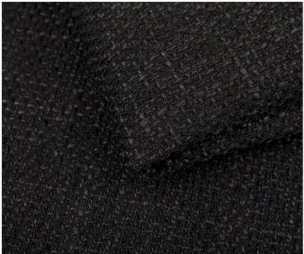 Grill cloth BLACK  (73x50)