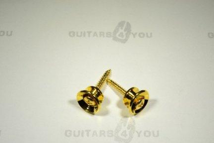 Zaczepy do paska gitarowego SEP150-GD gold kpl.