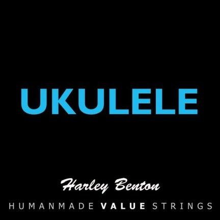 Struny do ukulele sopranowego