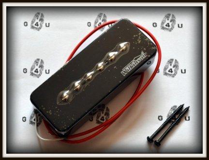 Przetwornik WILKINSON MW90 soap bar NECK Black