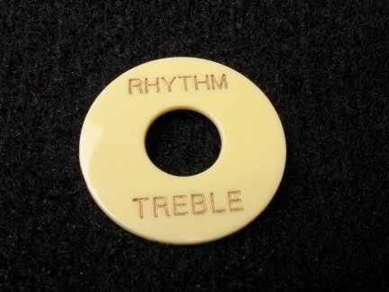 Płytka Rhythm/Treble Typ GIBSON Ivory