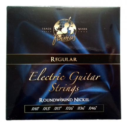 Struny FRAMUS Regular 010-046 elektryk
